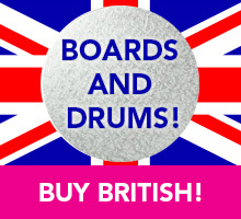 Boards and Drums