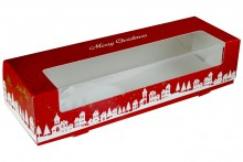 Christmas Mince Pie Boxes - Pack of 25