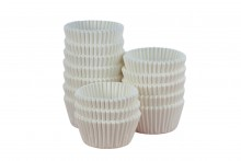 Professional Quality Bulk Cupcake Cases: White