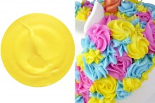 Bubblegum Flavour Frosting - Yellow - 11kg Tub BB 18/07/19