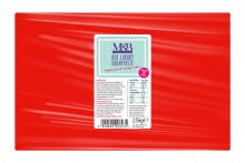 *NEW* M&B Luxury Sugarpaste - Red - 4 x 2.5kg