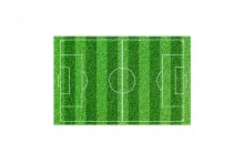 Sugar Rectangle Football Pitch