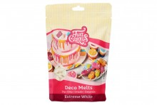 FunCakes - Deco Melts - Extreme White - 250g