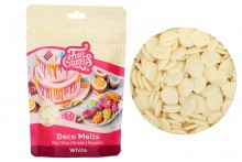 FunCakes - Deco Melts - White - 250g