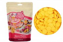FunCakes - Deco Melts - Yellow - 250g