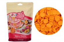FunCakes - Deco Melts - Orange - 250g