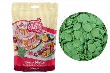 FunCakes - Deco Melts - Green - 250g