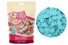 FunCakes - Deco Melts - Light Blue - 250g