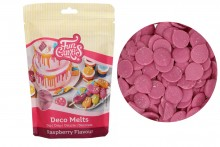 FunCakes - Deco Melts - Raspberry Flavour - 250g