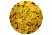 Sugar Large Stars: Gold