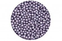 Sugar 4mm Pearls: Glimmer Violet