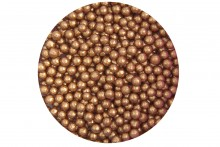 Sugar 4mm Pearls: Bronze