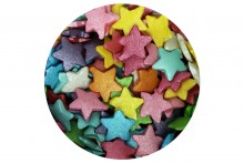 Twist Ingredients : Jumbo Rainbow Stars