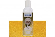 400ml PME Edible Lustre Spray : Gold