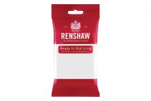 Renshaw : RTR Sugar Paste - 10 x 1kg: White