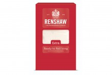 Renshaw : RTR EXTRA Sugar Paste - 6 x 1kg - White