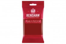 Renshaw : RTR Sugar Paste - 250g - Ruby Red