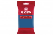Renshaw : RTR Sugar Paste - 250g -  Atlantic Blue