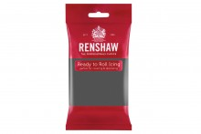 Renshaw : RTR Sugar Paste - 250g - Grey