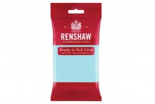 Renshaw : RTR Sugar Paste - 250g - Duck Egg Blue