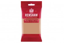 Renshaw : RTR Sugar Paste - 250g - Peach Blush