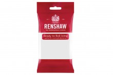 Renshaw : RTR Sugar Paste - 250g - White