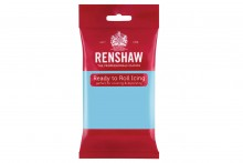 Renshaw : RTR Sugar Paste - 250g -  Baby Blue