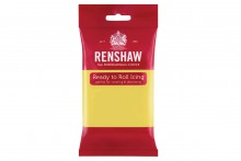Renshaw RTR Sugar Paste 250g: Pastel Yellow