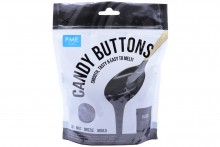 Black Candy Buttons: Vanilla Flavoured BBE July 2018