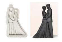 Katy Sue Moulds : Bride and Groom