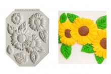 Katy Sue Moulds : Sunflowers