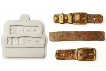 Katy Sue Moulds : Belt Straps
