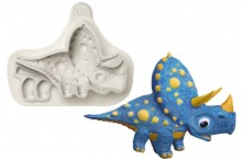 Katy Sue Moulds : Triceratops