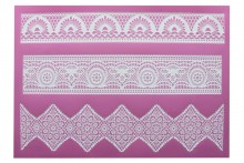 Lace Mat: Art Deco