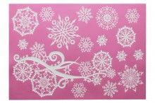 Lace Mat: Crystal