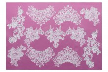 Lace Mat: Sweet Lace