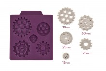 Black Cherry Steampunk Mould