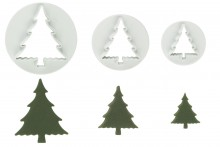 Christmas Tree Cutter: Set/3