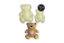 JEM Easy Pops: Teddy - set of 2