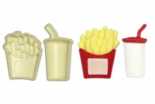 JEM Easy Pops - Fries and Drink