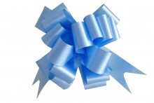 Pull Bow: Blue