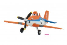 Licensed Figures: Dusty Crophopper (Planes)