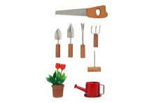 Gardening Tools Set, Retail Packed