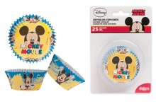 Licensed Cupcake Cases: Mickey Mouse