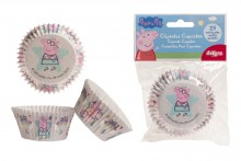 Licensed Cupcake Cases: Peppa Pig