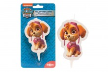 Licensed Candles: Paw Patrol (Skye)
