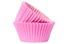 Professional Quality Muffin Cases - Pink