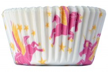 Unicorn Cupcake Cases - Retail Packed