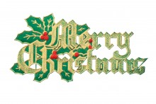 Paper Motto: Merry Christmas