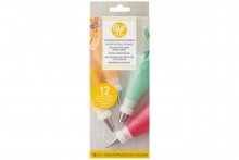 Wilton : Disposable Piping Bags - 30.4cm - Pack of 12